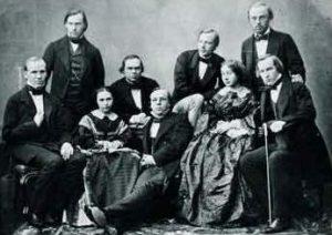 семья боткиных
