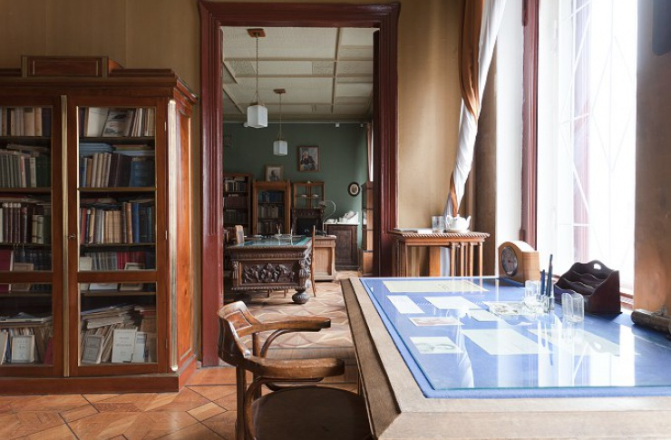 кржижановский музей кварира